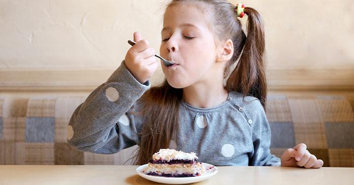 Quais são os sabores de bolo preferidos das crianças?