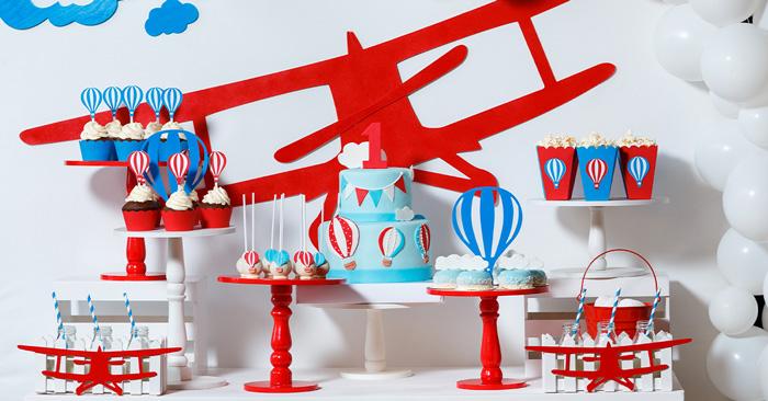 5 ideias para decoração de festa infantil
