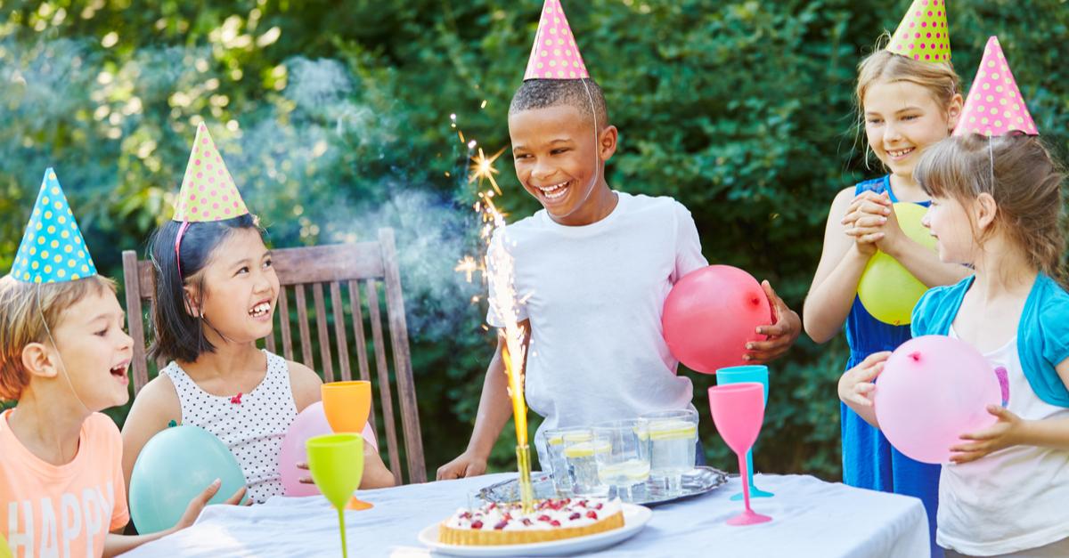 Como escolher um tema de festa infantil?
