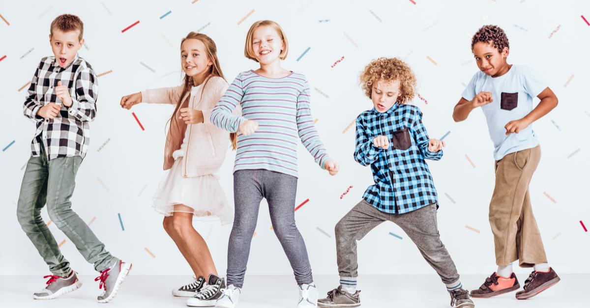 Playlist infantil: 5 músicas que a criançada adora